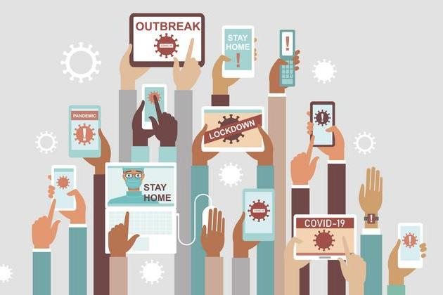 Research reveals effective social media crisis communication strategies during COVID-19 pandemic