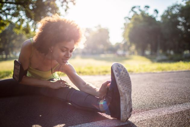 Healthy lifestyle a natural choice if you're outdoors