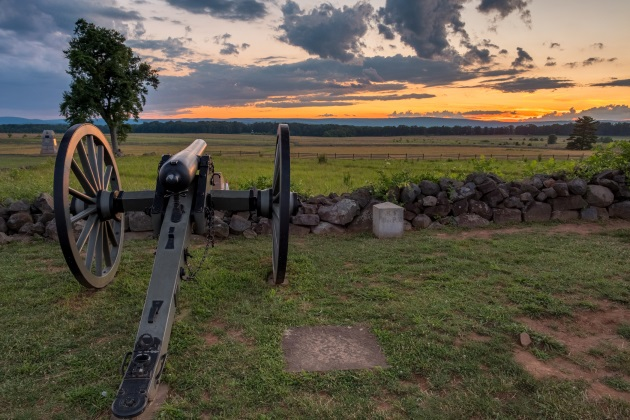 Where to go in Gettysburg, Pennsylvania, no matter the season