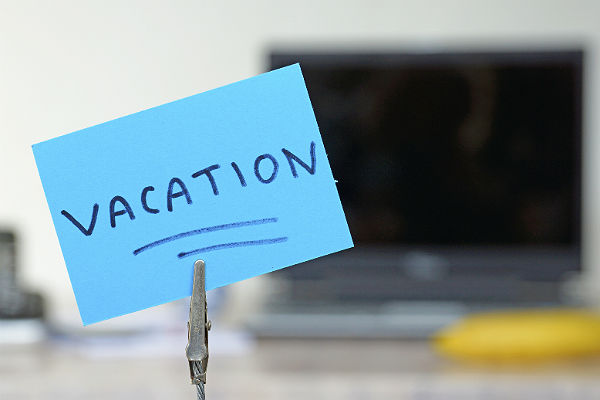 3 reasons to unplug during a vacation