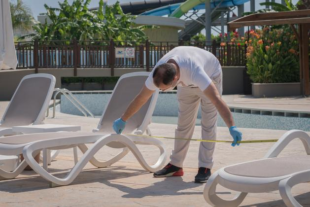How resorts are keeping visitors safe from COVID