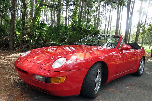 Is Now The Best Time To Buy Your Vintage Porsche 968
