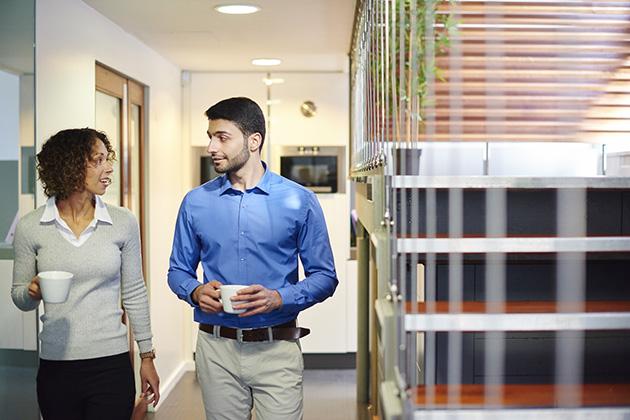 Regular walks help lower office workers' blood lipids