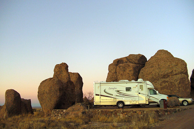 Customizing your RV for comfort