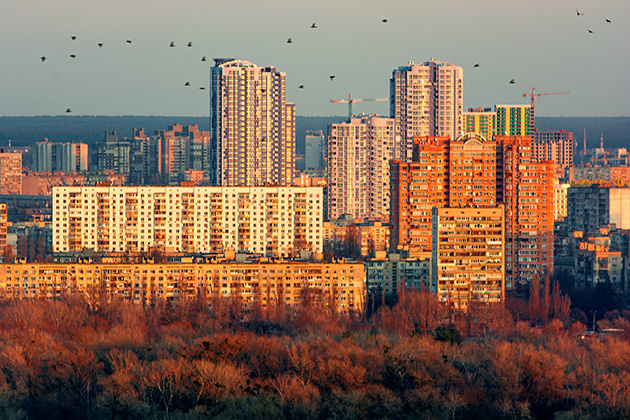 How to retro-fit a post-Soviet city