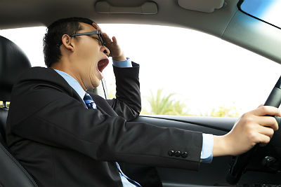 Car seat sensors aim to curb drowsy driving accidents