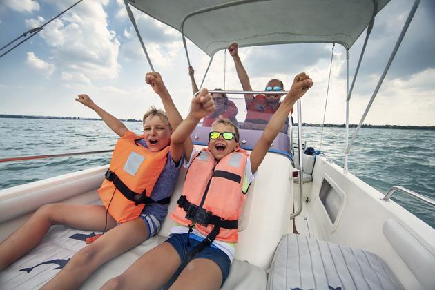 America's favorite lakes for family fun