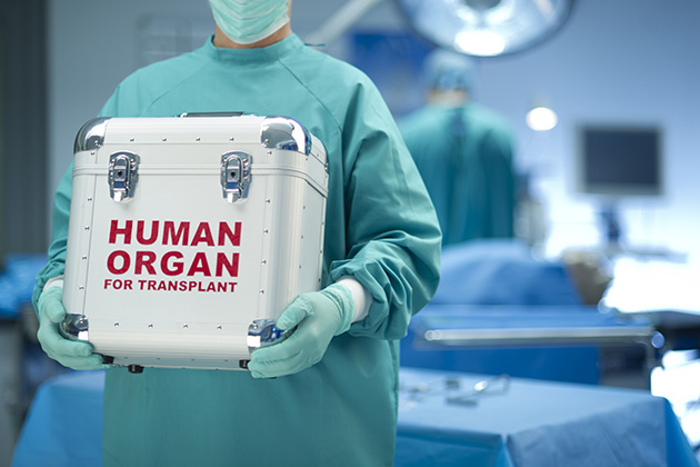 Australian study: Organs once deemed unsafe for transplant may be OK