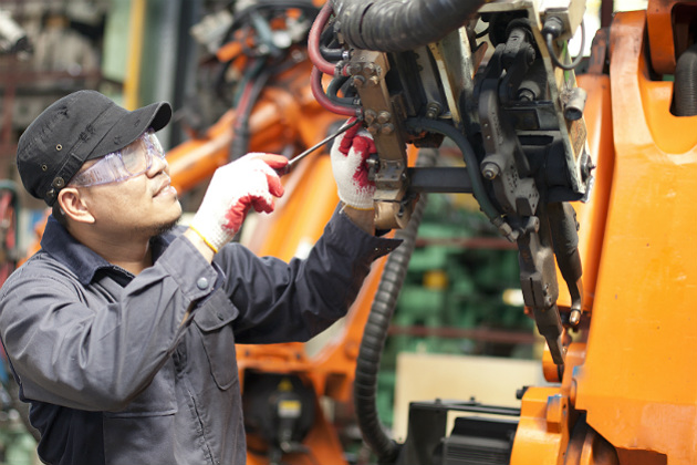 Manufacturing sector shows growth late in 2020