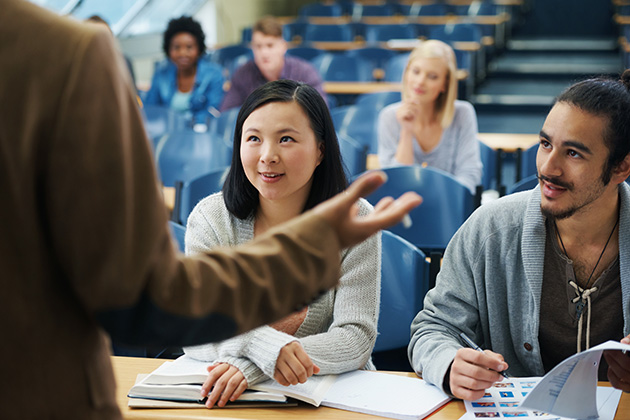 Strategies for student success and retention