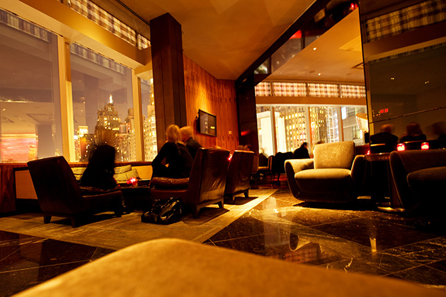 Communal spaces on the rise in hotels