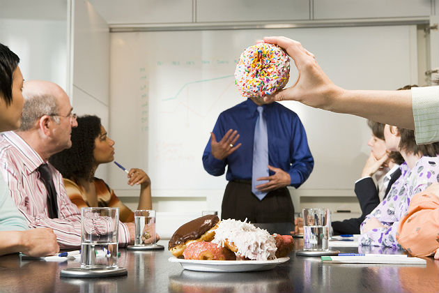 Store meetings: They're not just for breakfast anymore