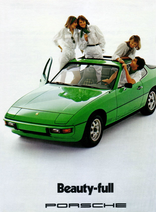 After Nearly 40 Years Since Being Presented To The World, Has The 924  Finally Come Of Age?