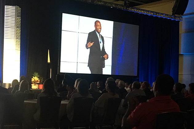 Darren Woodson: Be compelled to drive your business forward