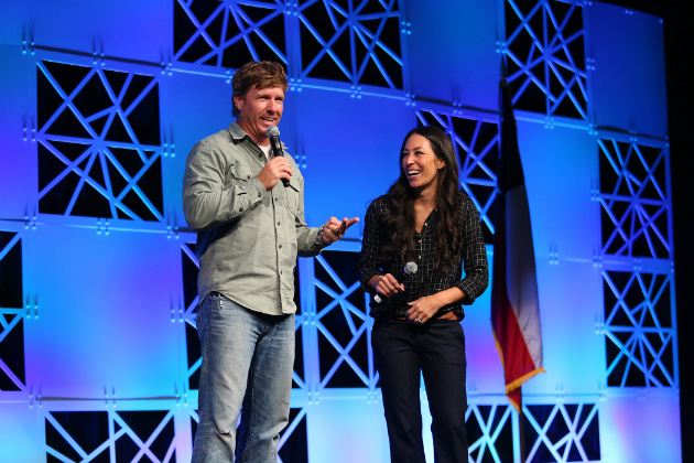 Chip and Joanna Gaines: Build your business around passion, authenticity