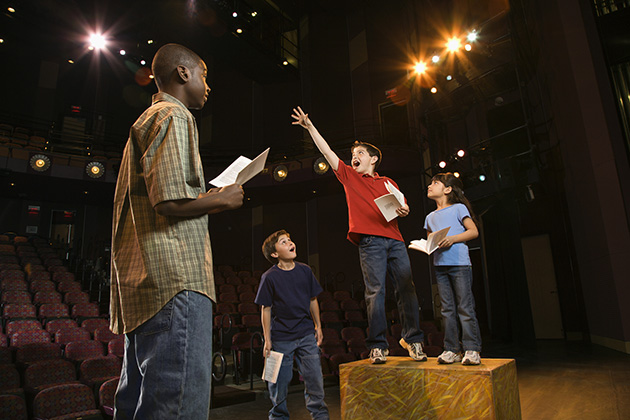 Finding the proper place for the arts in education: Drama