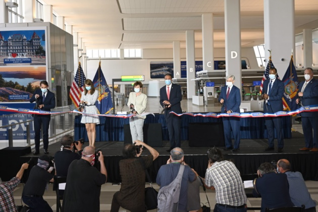 LaGuardia shakes its reputation with new development