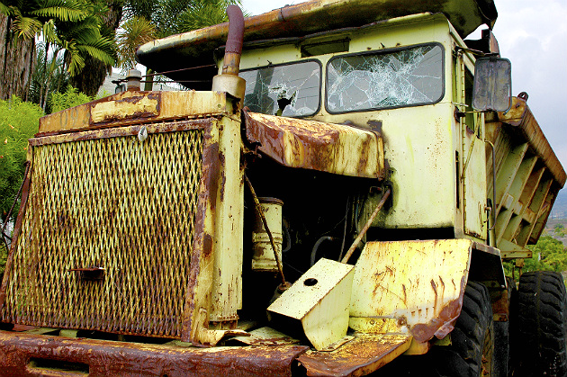 How to win the battle against rust on your trucks