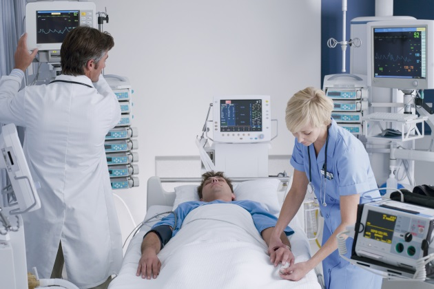 Study: ICU in the ED dramatically improves patient survival rate