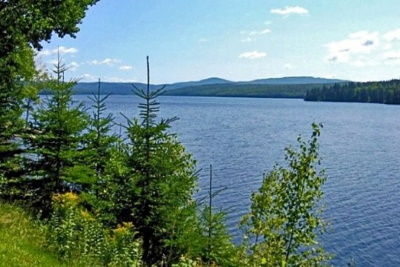 New Hampshire's North Woods provide rare relaxation