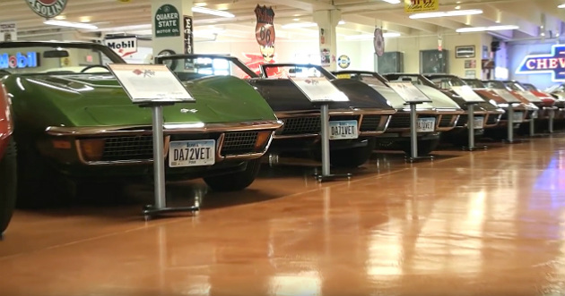 Dennis Albaugh S Amazing Chevy Collection