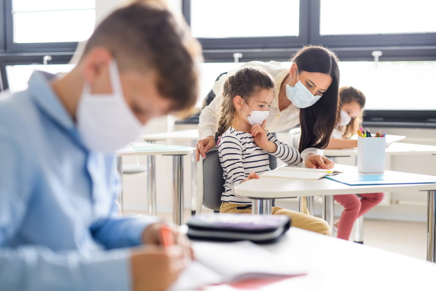 Will classroom teaching this fall lead to increased illness?
