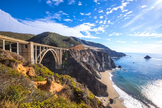Big Sur back in action as Highway 1 reopens