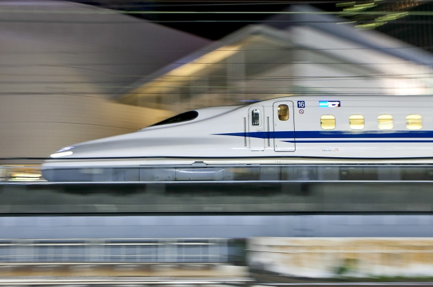The politics of bringing bullet trains to the US