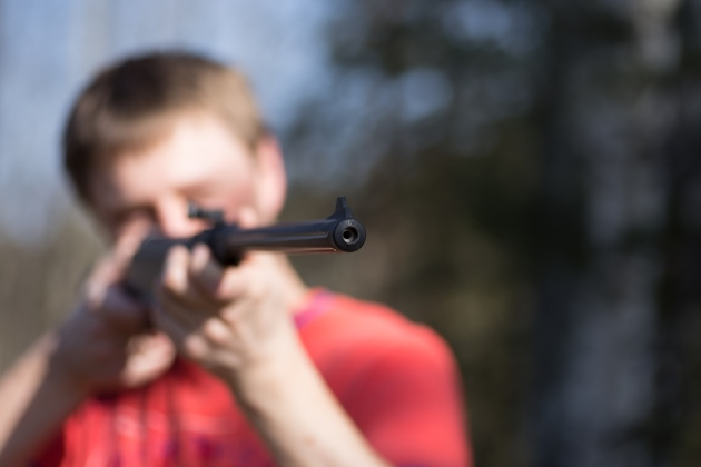 Texas Parks and Wildlife Commission nears a decision on air guns