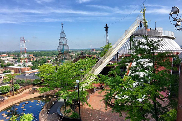 City Museum transports guests to a world of wonder