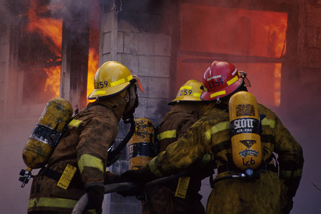 What fire chiefs can teach us about leadership principles