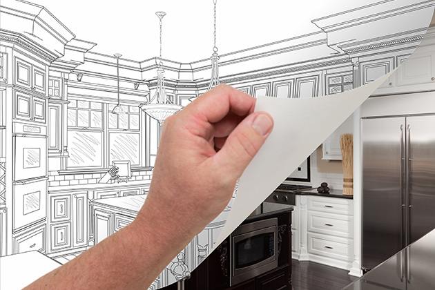 Remodeling activity tapers off amidst economic standstill