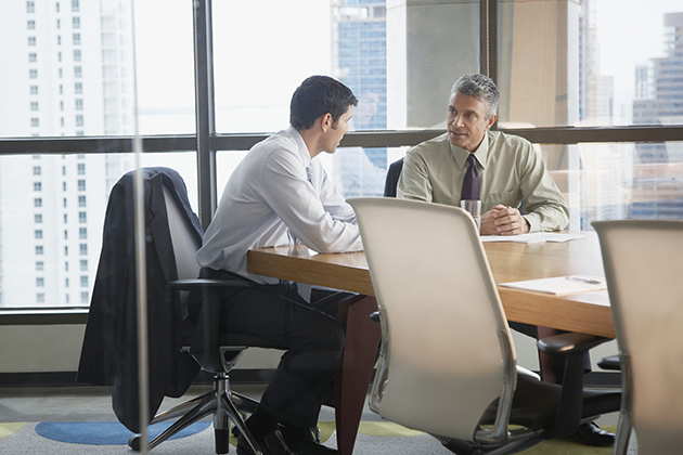 How to have a career development discussion with your boss