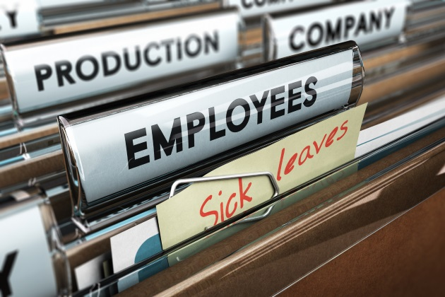 How to best support an employee on sick leave