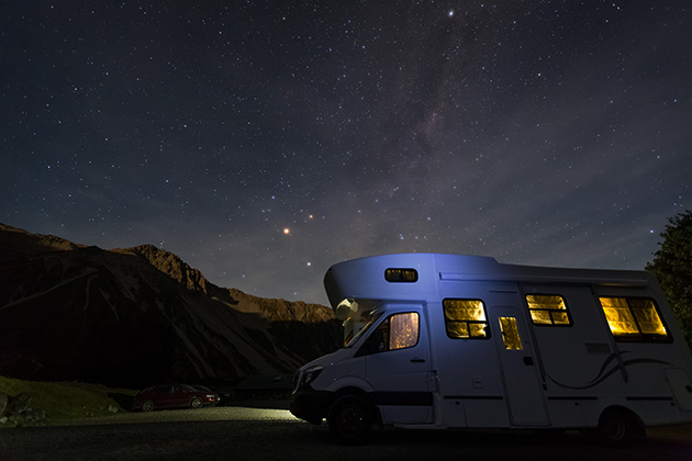 A comprehensive checklist for buying an RV