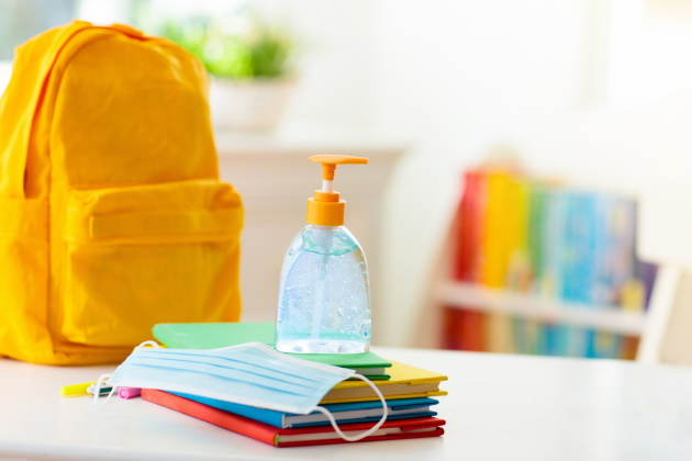 Study: Back-to-school strategies during the COVID-19 pandemic