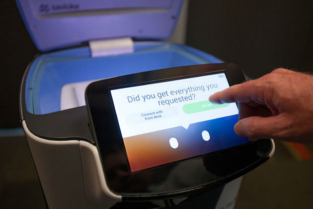 Machines serving people: A new reality or a futuristic concept?