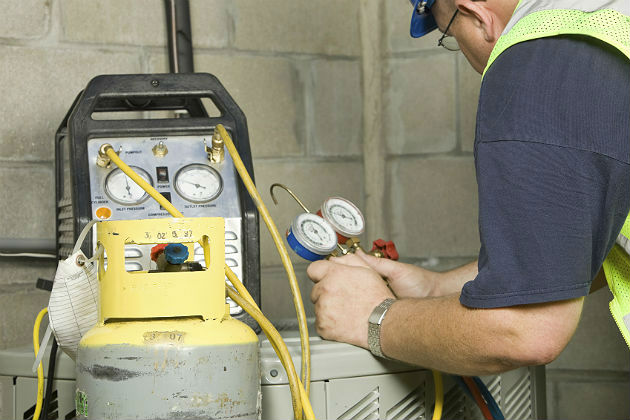 Refrigerant firms in bid to prompt customer change
