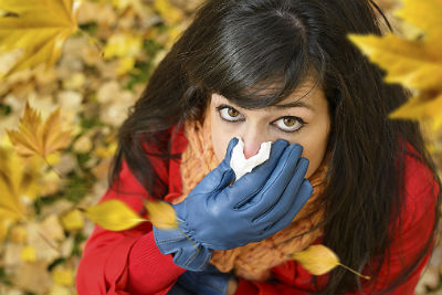 Fall is on the way ... and so are seasonal allergies