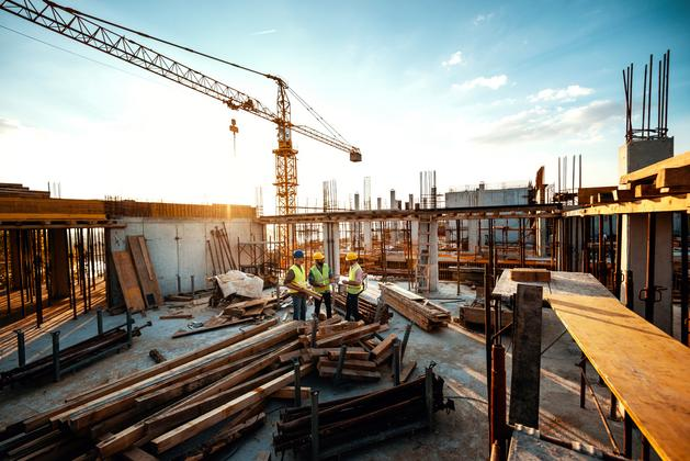 How sustainable is the construction industry?
