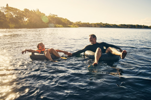 Float through the end of summer on these terrific tubing rivers