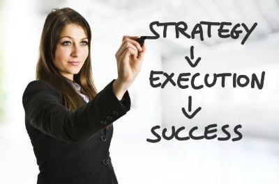 How does a leader transform an organization?