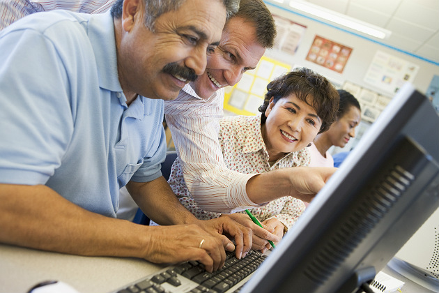 Challenges of technology in adult education
