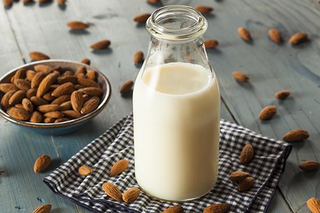 Plant-based beverages gaining ground on milk