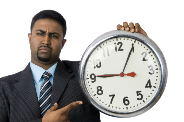 Time for a change? Exempt employee time‑keeping practices