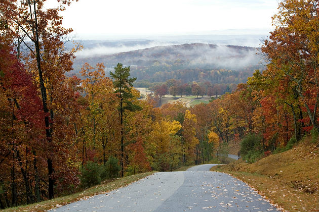 8 great places for fall colors across the US