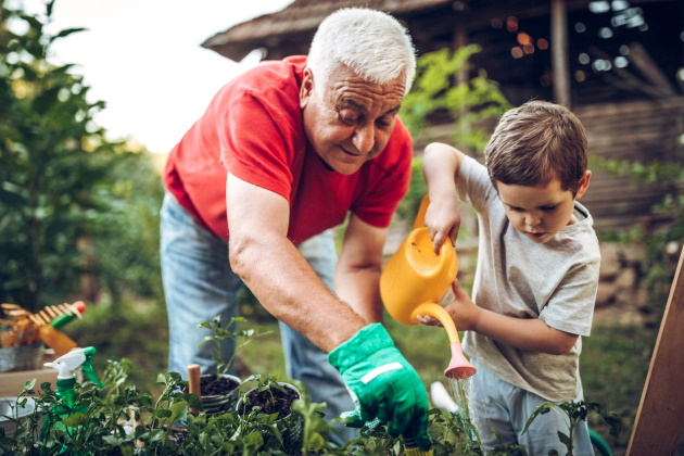 Dig this: Get in the garden for a long, healthy life
