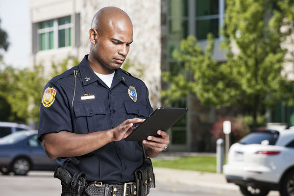 Mobile biometrics emerging in police work