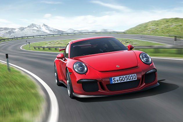 The new Porsche 991 may be very different from past GT3s