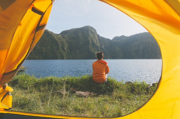Invaluable life lessons you'll learn on your first camping trip